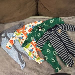 3 month boy clothes lot 15 outfits and 15 onesies